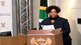 Minister Angie Motshekga