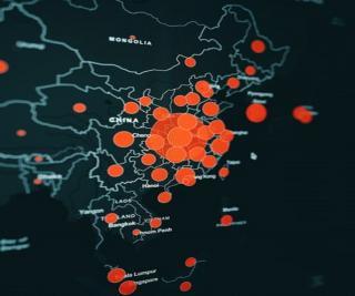 Covid-19 map