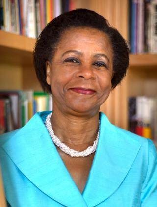 Dr Mamphela Ramphe