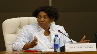 Basic Education Minister, Angie Motshekga