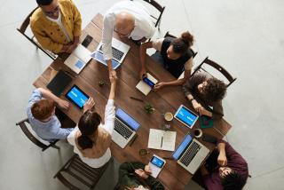 performance appraisal meeting