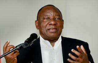 Cyril Rhamaphosa