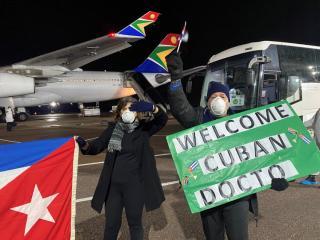 SA cuban doctors