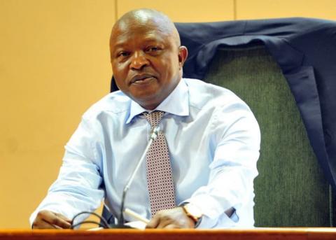 david mbuza