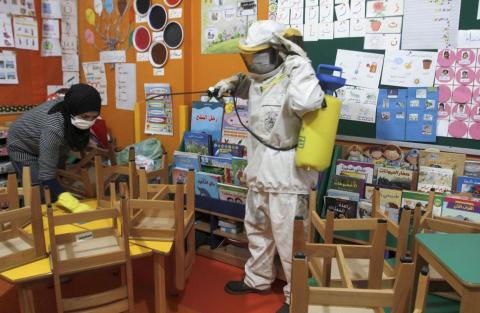 PPE in schools
