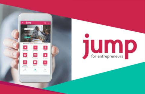 JUMP App Logo