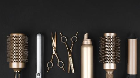 Hair dresser equipment