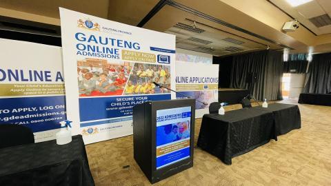 Gauteng Online Applications