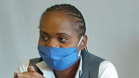 Limpopo Health MEC Phophi Ramathuba