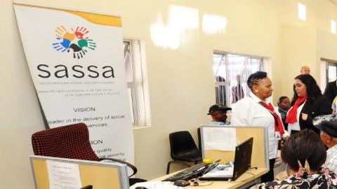 SASSA office in Mossel Bay