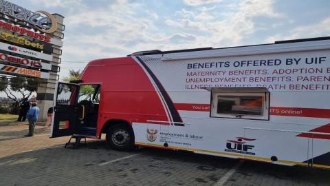 UIF bus service