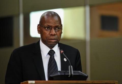 Former health minister, Zweli Mkhize