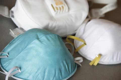 PPE masks