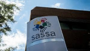 SASSA office building