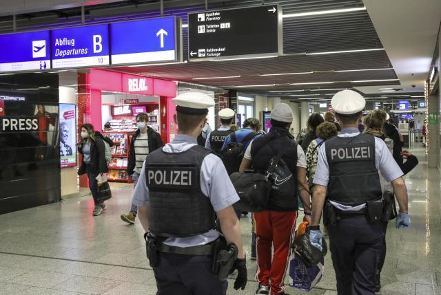 Flights To Germany