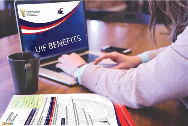 Unemployment Insurance Fund application