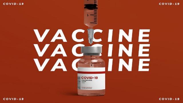 Covid-19 vaccine and word 'vaccine'