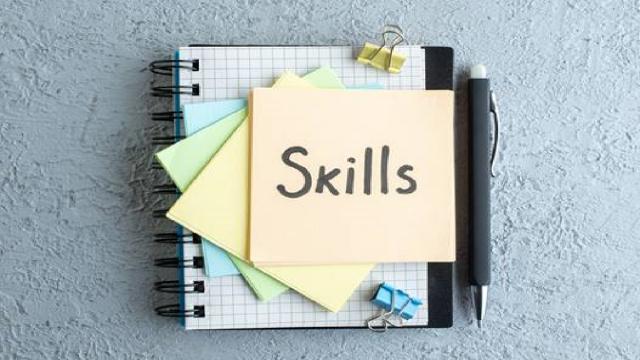 skills notebook